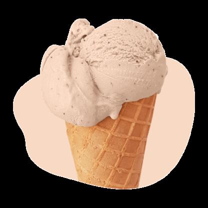 Crème glacée Banane